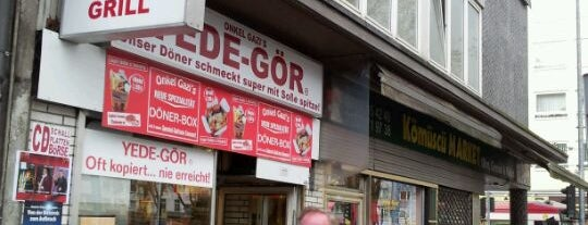Yede-Gör is one of Düsseldorf pending.