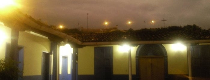 Ateneo de Cumaná is one of Sitios Históricos y Culturales de Cumaná.