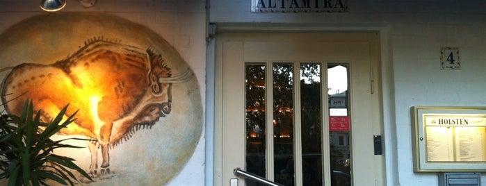 Café Altamira is one of StorefrontSticker #4sqCities: Hamburg.
