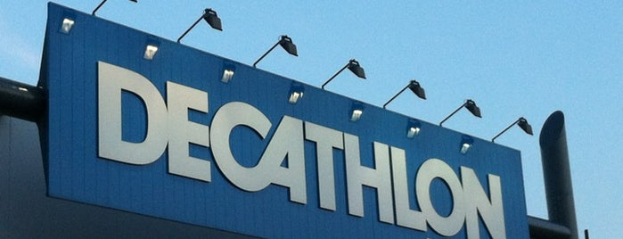 Decathlon is one of Gianfranco'nun Beğendiği Mekanlar.