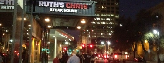 Ruth's Chris Steak House is one of SXSW.