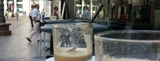 Gong Café Copas is one of Lieux sauvegardés par Francisco.