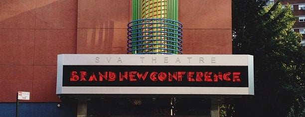 SVA Theatre is one of NYC.
