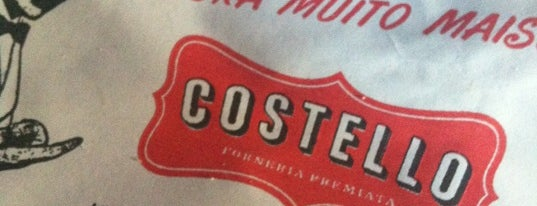 Costello is one of Restaurante.