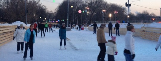 Gorky Park is one of TOP of Moscow.