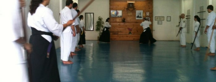Aikido Campinas Aikikai is one of Locais curtidos por Soraya.