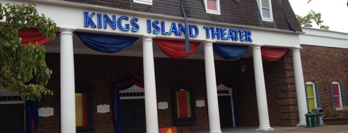 Kings Island Theater is one of Locais curtidos por Kelley.