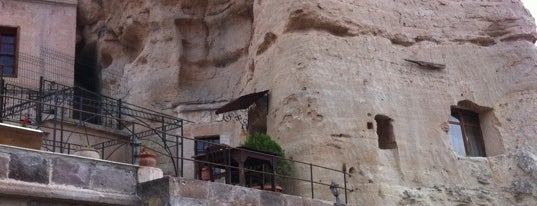Divan Cave House is one of Tatil.