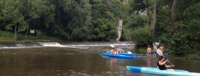 Dinant Évasion - Lesse Kayaks is one of Uitstap idee.