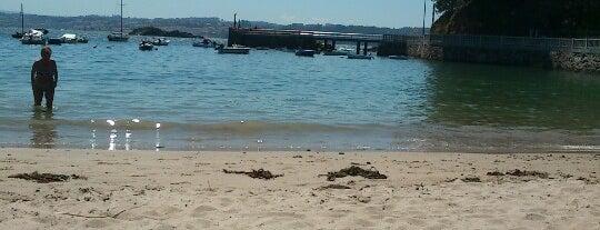 Praia de Perbes is one of Playas de España: Galicia.