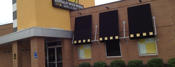 Buffalo Wild Wings is one of All-time favorites in United States.