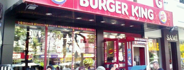 Burger King is one of Yunusさんのお気に入りスポット.