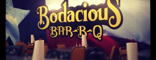 Bodacious Bar-B-Q is one of Dallas/Fort Worth.