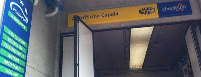 Autofficina Capelli is one of Orte, die Matteo🔧 gefallen.
