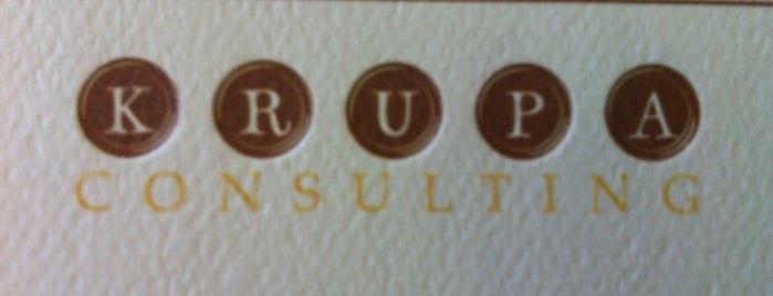 Krupa Consulting is one of LA healthy.