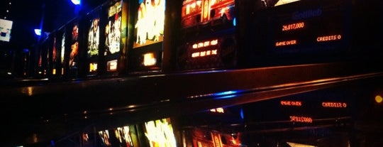 Level Up Arcade is one of Pinball Destinations.