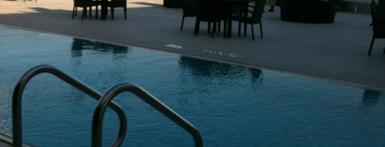Allegria Hotel Rooftop Pool & Deck is one of LBNY.