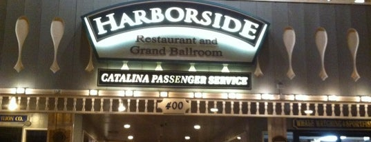 Harborside Restaurant & Grand is one of Pacific Old-timey Bars, Cafes, & Restaurants.