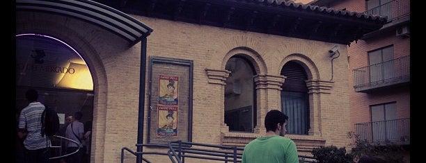 Teatro Del Mercado is one of Nastasia : понравившиеся места.