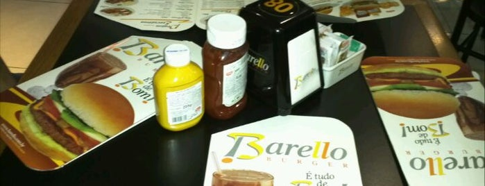 Barello Burger is one of Comer na Vila Leopoldina e arredores.