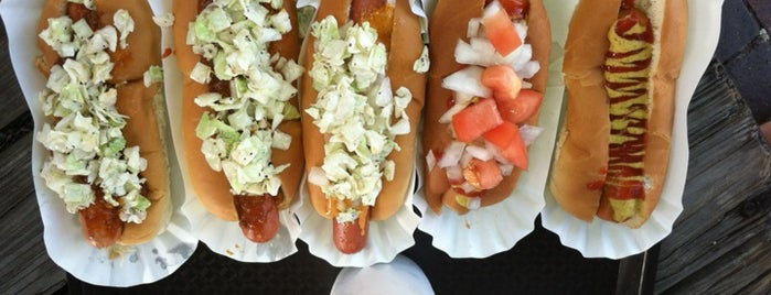 The Trolly Stop is one of America's Best Hot Dog Joints.