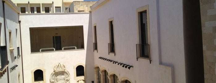 Museo di Palazzo Bellomo is one of Scicily guide.