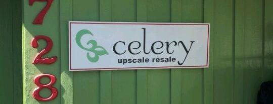 Celery Resale is one of Posti salvati di Jacque.