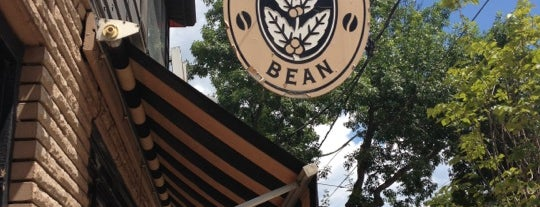 The Remarkable Bean is one of Lieux qui ont plu à Alled.