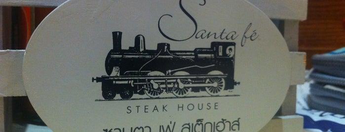 Santa Fe' Steak is one of Posti che sono piaciuti a Prim Patsatorn.