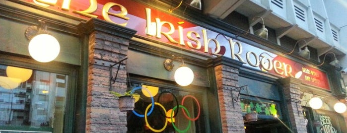 The Irish Rover is one of Food & Fun - Madrid.