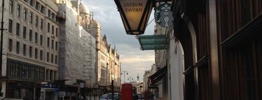Lyceum Tavern is one of Study in London.