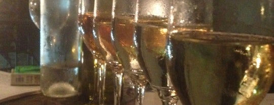 Cha Champagne & Wine Bar is one of Houston's Best Wine Bars - 2013.