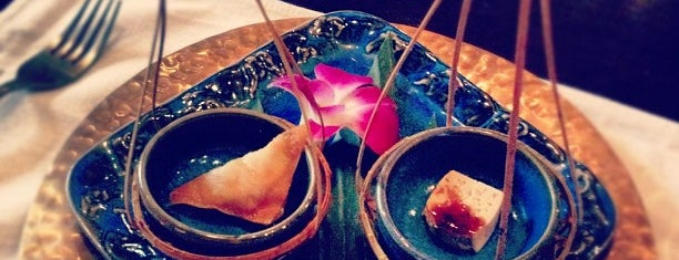 Blue Elephant Restaurant is one of JAKARTA Dining Extravaganza.
