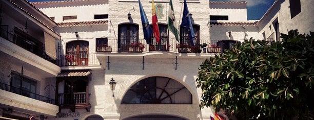 Ayuntamiento de Nerja is one of Nerja.