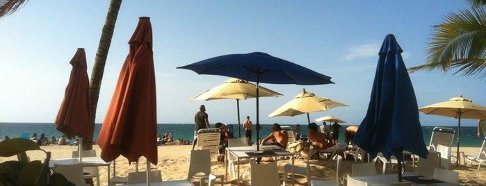 Numero Uno Beach House Bar + Kitchen is one of Pam : понравившиеся места.