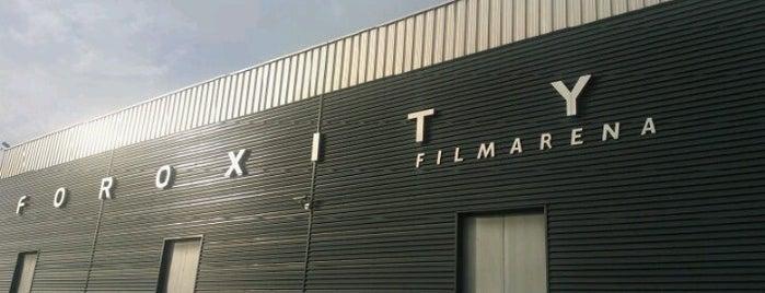 Foroxity Filmarena is one of Orte, die Marc gefallen.