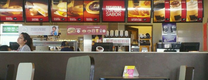 McDonald's is one of Lugares favoritos de Alejandro.