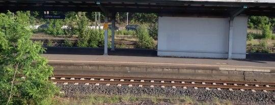 Bahnhof Löhne (Westf) is one of Bahnhöfe besucht !.