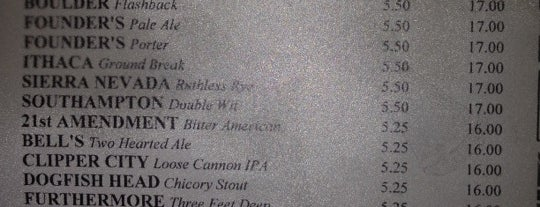 Sharp Edge Beer Emporium is one of Pittsburgh's Best Bars - 2012.