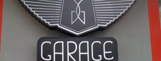 Garage is one of Lugares favoritos de Πάνος.