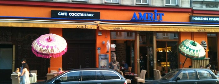Amrit is one of Berlin.