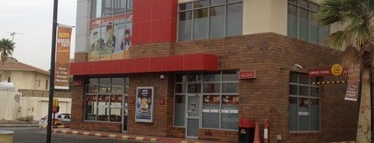 McDonald's is one of สถานที่ที่ Amal ถูกใจ.