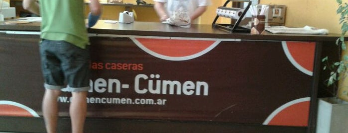 Cümen is one of Argentina.