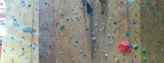Mesa Rim Climbing and Fitness Center is one of San Diego.