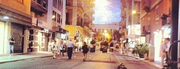 Bari is one of Italian Cities.