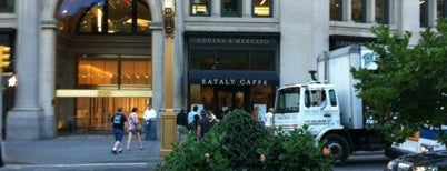 Eataly Flatiron is one of Must-visit Food in New York.