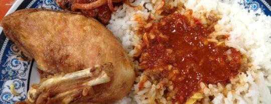 Nasi Ayam Kampung is one of lovely kl.