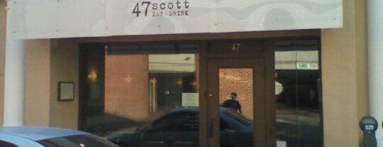 47 Scott is one of Tucson.