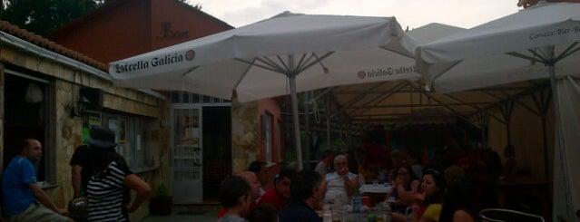 O Emigrante is one of Orte, die Rafael gefallen.