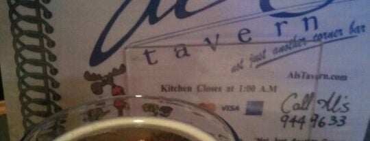 Al's Tavern is one of Best Local Restaurants.